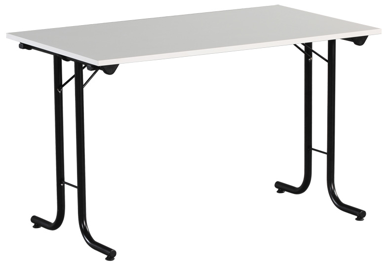 Carrefour design bureau pliant smart desk gris images - Table pied pliant ...
